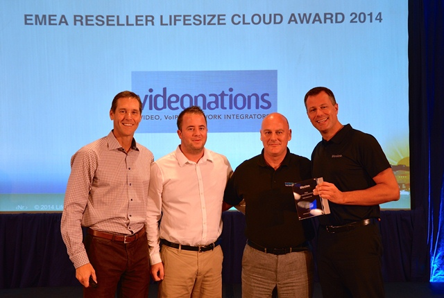 Lifesize Cloud Award 2014