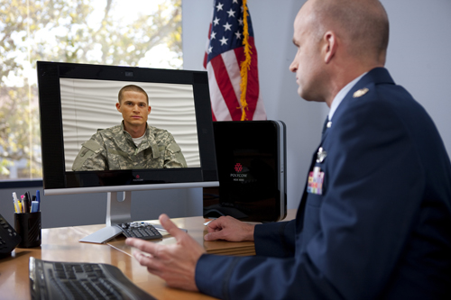 Video Conferencing Military
