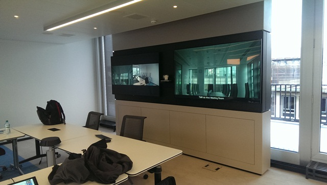 Video Conference Meeting Room