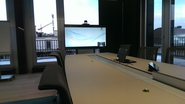 Video Conferencing Board Room