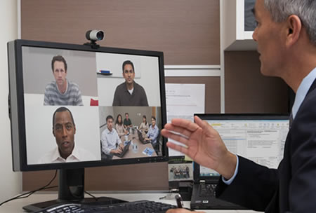 Video Collaboration for Business Continuity