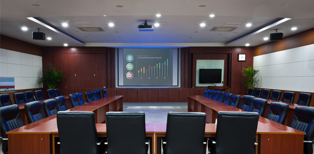 Conference Room Av Equipment